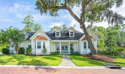 Beaufort, Beaufort Sc, Beaufot, Beufort Single Family Home For Sale: 67 Tanglewood Drive