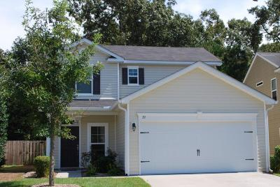 Beaufort County Single Family Home For Sale: 39 Isle Of Palms East
