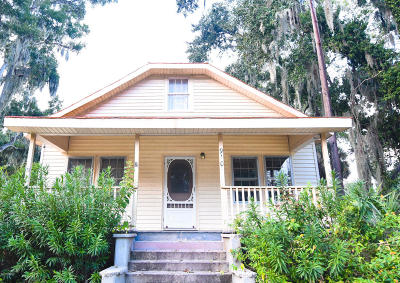 Port Royal, Port Ryal, Pt. Royal Single Family Home For Sale: 910 7th Street