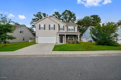 Beaufort, Beaufort Sc, Beaufot, Beufort Single Family Home For Sale: 109 Patriot Court