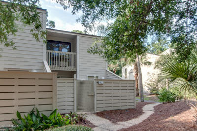 Hilton Head Island Condo/Townhouse For Sale: 63 Shipmaster Drive #1601