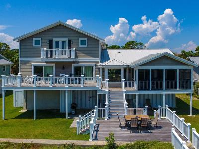 Fripp Island Single Family Home For Sale: 775 Marlin Drive