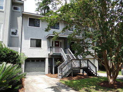 Hilton Head Island Condo/Townhouse For Sale: 36 Quartermaster Lane