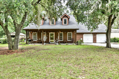 Beaufort County Single Family Home For Sale: 54 Brickyard Point Road S