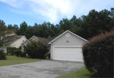 Beaufort County Single Family Home For Sale: 17 Mayfair Drive