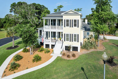 Beaufort County Single Family Home For Sale: 30 Governors Trace
