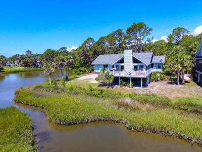 Fripp Island Single Family Home For Sale: 457 Porpoise Circle