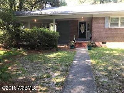 Beaufort County Single Family Home For Sale: 2505 Waverly Way