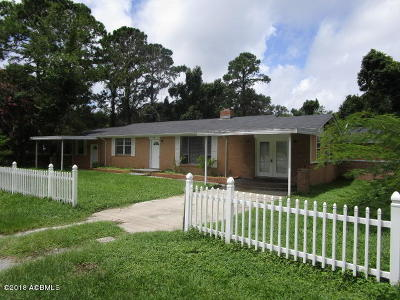 St Healena, St Helena, St Helena Is, St Helena Isl, St Helena Island, St. Helena, St. Helena Isalnd, St. Helena Island, St. Helens Single Family Home For Sale: 444 Seaside Road