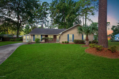 Beaufort, Beaufort Sc, Beaufot Single Family Home For Sale: 786 Broad River Boulevard