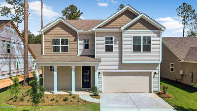 Beaufort County Single Family Home For Sale: 3654 Oyster Bluff Drive