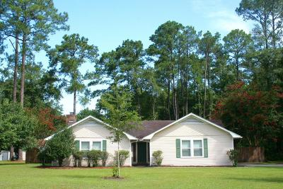 Ridgeland Single Family Home For Sale: 249 Heritage Woods Drive