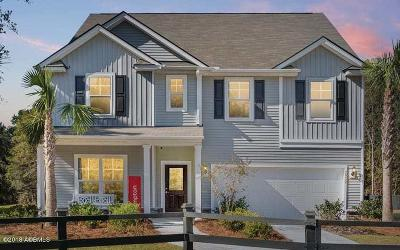 Beaufort County Single Family Home For Sale: 13 Coosawhatchie Way