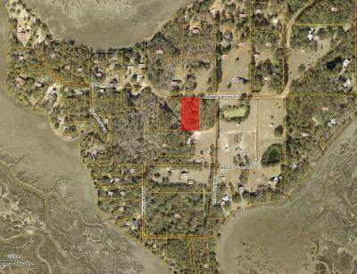 Beaufort County Residential Lots & Land For Sale: 197 Gannet Point Road