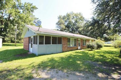 Ridgeland Single Family Home For Sale: 155 River Bend Road
