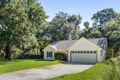 Beaufort, Beaufort Sc, Beaufot Single Family Home For Sale: 3 Purdy Way