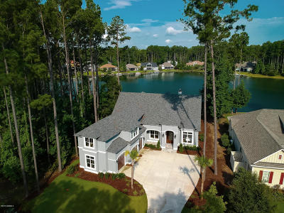 Beaufort County Single Family Home For Sale: 234 Hampton Lake Drive