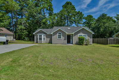 Beaufort County Single Family Home For Sale: 9 Royal Star Drive