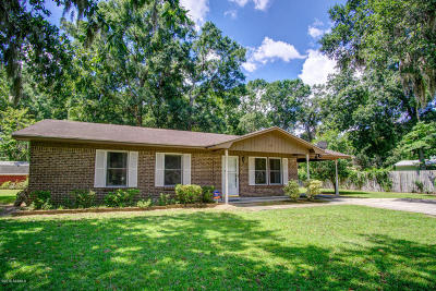 Beaufort County Single Family Home For Sale: 12 Shorts Landing Road