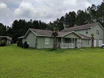 Ridgeland Single Family Home For Sale: 1809 Fordville Road