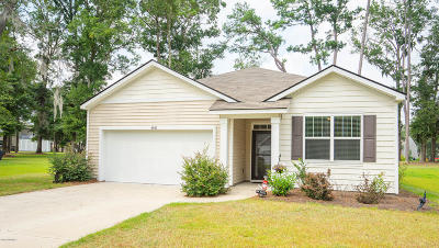Beaufort, Beaufort Sc, Beaufot, Beufort Single Family Home For Sale: 4901 Breeze Way