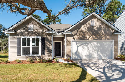 Beaufort, Beaufort Sc, Beaufot Single Family Home For Sale: 11 Coosawhatchie Way