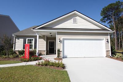 Beaufort Single Family Home For Sale: 14 Kiawah Drive