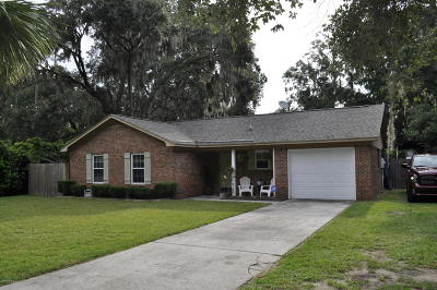 Port Royal, Port Ryal, Pt. Royal Single Family Home For Sale: 2401 Grinkley Court