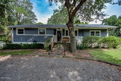 Beaufort County Single Family Home For Sale: 24 Mystic Circle