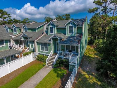 Beaufort County Condo/Townhouse For Sale: 413 Wahoo Drive