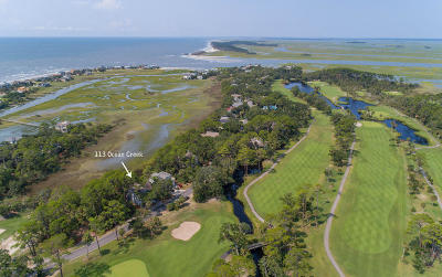 Fripp Island Single Family Home For Sale: 113 Ocean Creek Boulevard