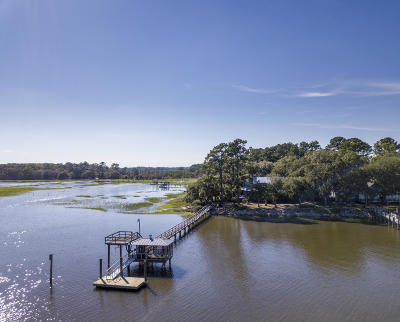 Beaufort County Single Family Home For Sale: 286 Perryclear Drive