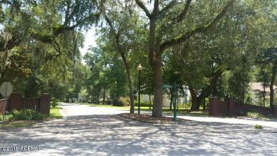 Ridgeland Residential Lots & Land For Sale: Lot 36 Oak Plantation Drive