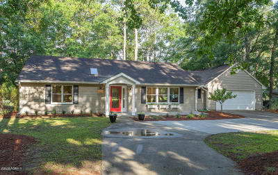 Beaufort, Beaufort Sc, Beaufot, Beufort Single Family Home For Sale: 11 Webb Way