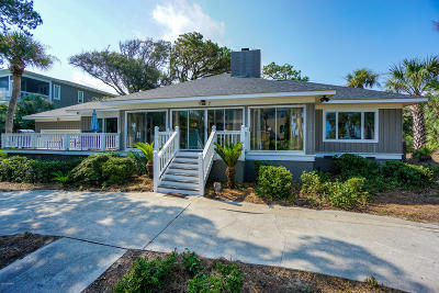 Fripp Island Single Family Home For Sale: 701 Whiting Road