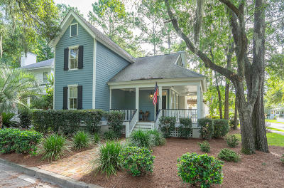 Beaufort, Beaufort Sc, Beaufot, Beufort Single Family Home For Sale: 105 Prescott Drive
