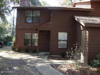 Beaufort County Condo/Townhouse For Sale: 7 Battery Lane