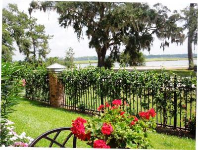 Beaufort Condo/Townhouse For Sale: 72 Battery Creek Club Drive