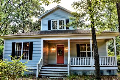 Beaufort Single Family Home Under Contract - Take Backup: 45 E River Drive
