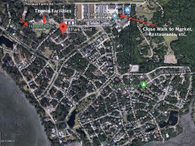 Baufort, Beaufort, Beaufot, Beufort Residential Lots & Land For Sale: 7 Park Bend