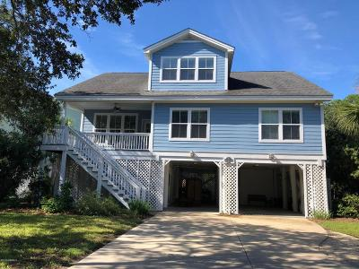 Beaufort County Single Family Home For Sale: 14 Ocean Marsh Lane