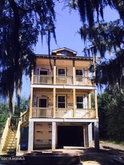 Beaufort, Beaufort Sc, Beaufot Single Family Home For Sale: 129 Palmetto Breeze Circle