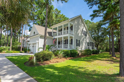 Beaufort Single Family Home For Sale: 209 Willow Point Road