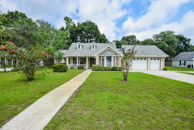 Beaufort County Single Family Home For Sale: 39 Telfair Drive