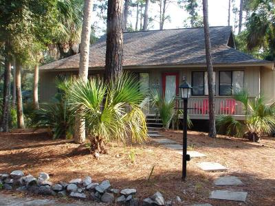 Fripp Island SC Single Family Home For Sale: $310,000