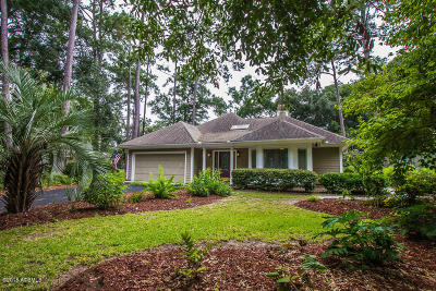 Beaufort County Single Family Home For Sale: 703 N Reeve Road
