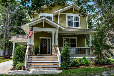 Beaufort Single Family Home Under Contract - Take Backup: 25 St James Circle