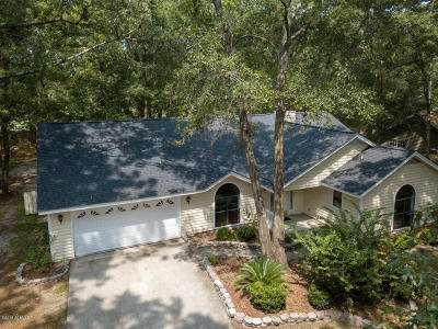 Beaufort Single Family Home For Sale: 599 Sams Point Road