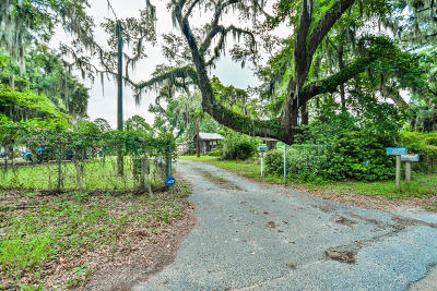 Beaufort, Beaufort Sc, Beaufot Single Family Home For Sale: 17 Old Salem Road