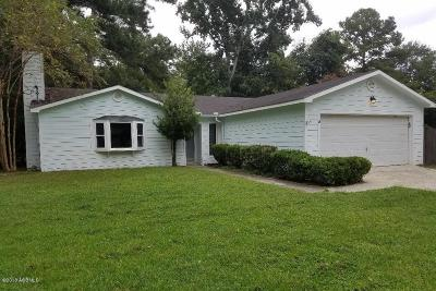 Beaufort County Single Family Home For Sale: 2219 Salem Drive W